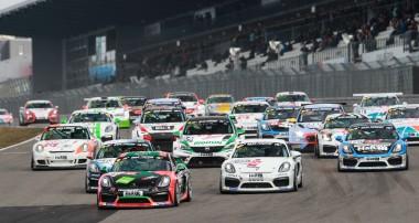 VLN: GetSpeed Performance siegt beim Saisonauftakt der Cayman GT4 Trophy