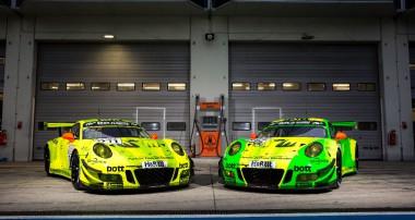VLN: Manthey-Racing und KW triumphieren zum Auftakt