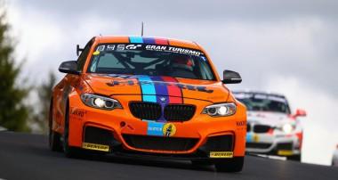 24h-Qualifikationsrennen 2018: Zweiter Platz für Bonk Motorsport im M235i Racing