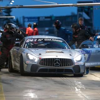 24h-Qualifikationsrennen 2018: Ein guter Test für das 24h-Rennen für Team Mathol Racing