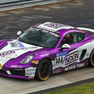 24h-Qualifikationsrennen 2018: Gelungene Generalprobe für das PIXUM Team Adrenalin Motorsport