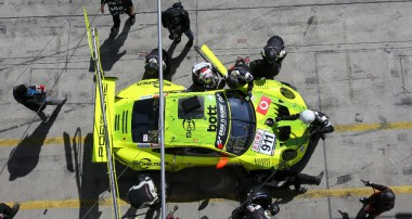 VLN: Rang fünf für Manthey-Racing beim zweiten Saisonlauf