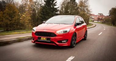 """ST X Gewindefahrwerk auch für den """"Welt-Kombi"""" Ford Focus Turnier lieferbar"""