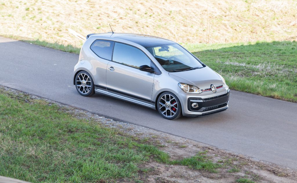 f r den vw up gti bekommt ihr bei uns das volle st upgrade. Black Bedroom Furniture Sets. Home Design Ideas