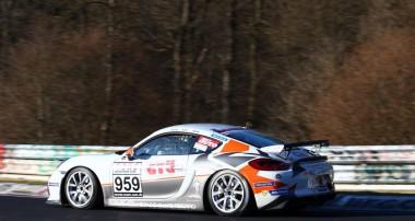 VLN: Ausfall im zweiten Rennen durch Getriebeschaden