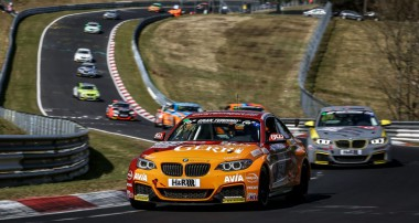 VLN: Gute Performance in den Markenpokalen