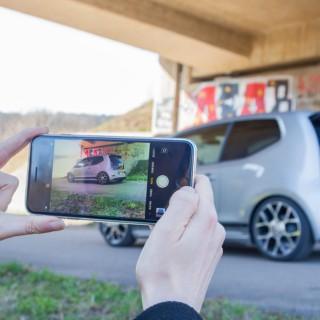 Für den VW up GTI bekommt ihr bei uns das volle ST Upgrade!