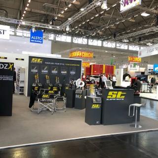 """KW automotive auf der Fachmesse """"The Tire Cologne"""": ST baut Zubehör für den Reifenfachhandel aus"""