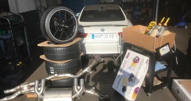 Im Westen was Neues: Car Solutions Schmelz schnürt ein wunderschönes Paket für einen BMW M4