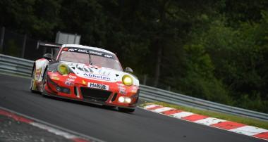 VLN: Auch Porsche-Team Frikadelli Racing gewinnt mit neuem KW Competition 4A Dämpfer