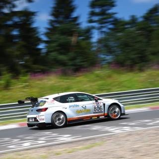 VLN: KW Competition Kunde Mathilda Racing feiert dritten TCR-Klassensieg in Folge