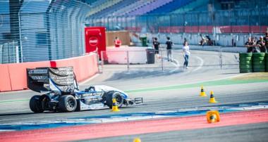 Formula Student Team der Universität Stuttgart gewinnt in Hockenheim