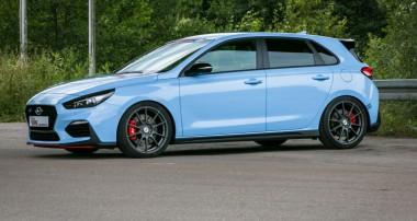 KW Gewindefahrwerk Variante 3 ab sofort für Hyundai i30 N erhältlich