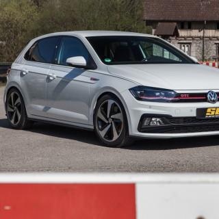 ST suspensions erweitert Lieferprogramm: Gewindefahrwerke für Polo, Polo GTI und Ibiza