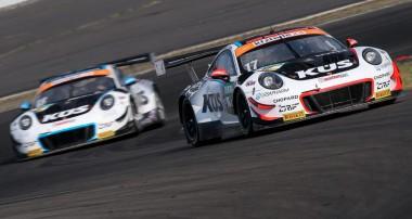 ADAC GT Masters: KÜSTeam 75 Motorsport holt Doppelpunkt