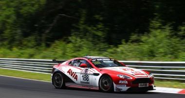 VLN: Überzeuge Leistung von Mathol Racing