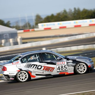 VLN: KW Competition Kundenteam Adrenalin überzeugt mit starker Mannschaftsleistung
