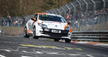 VLN: Rent2Drive Racing Renault Mégane RS wird Zweiter!