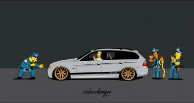 """Auto der Woche: der """"BMW E91 E Ninety One"""""""