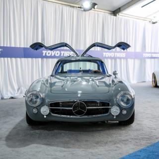 SEMA 2018: Eine Hommage an den Mercedes-Benz 300 SL