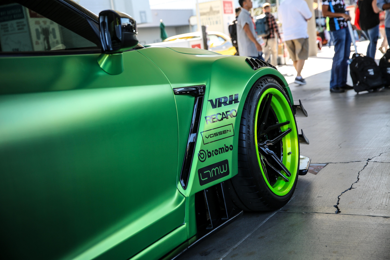 GuacZilla 2 0 – der 1000 PS Nissan GT-R von Tanner Fox | KW
