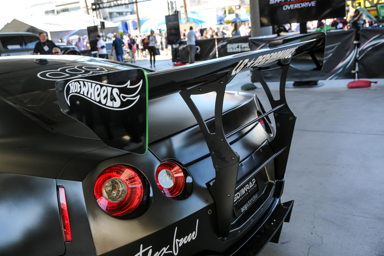 1000 PS Nissan GT-R von Tanner Fox