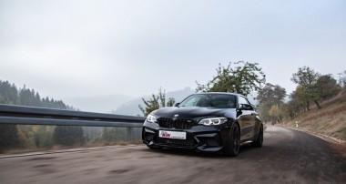 Vier neue KW Gewindefahrwerke für den BMW M2 Competition!