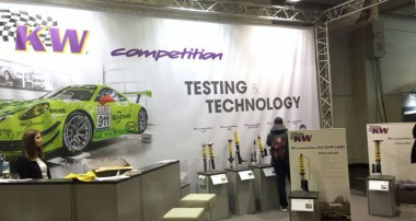 KW auf der Professional MotorSport World Expo 2018 Cologne