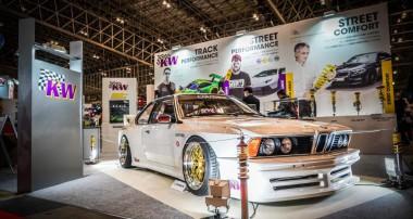 Saisonauftakt in Japan: KW auf dem Tokyo Auto Salon 2019