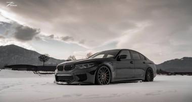 Verdammt viel M: der BMW M5 von Z-Performance!