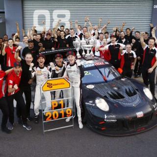 KW feiert Porsche Gesamtsieg beim Bathurst 12h-Rennen!