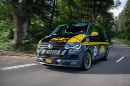 ST X Gewindefahrfahrwerk für VW Bus (T5 & T6): – 65 mm laut Teilegutachten