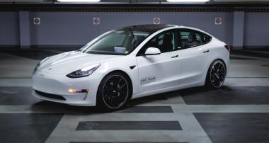 Jetzt erhältlich: KW Variante 3 für alle Tesla Model 3 mit Heckantrieb