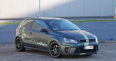Wimmer tunt den VW Polo R WRC auf eine Vmax von 280 km/h und 420 PS!