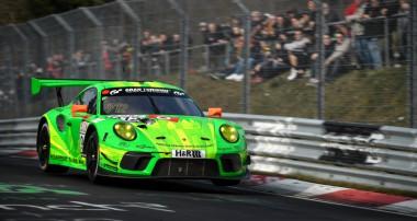 VLN: Manthey-Racing wird Zweiter beim VLN-Auftakt