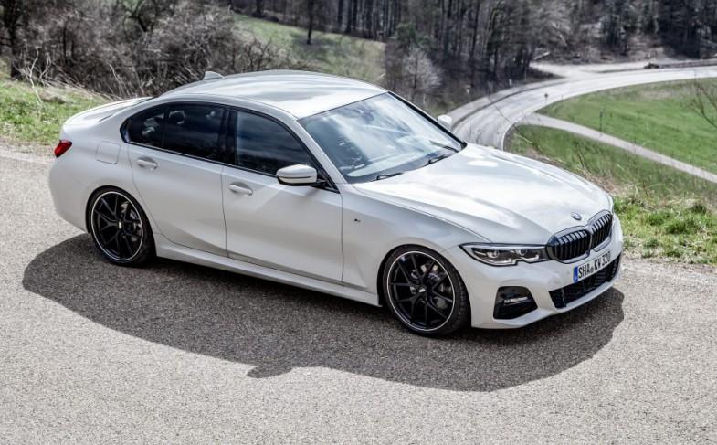 Die KW Variante 3 sorgt im BMW 3er (G20) für ein Plus an Fahrfreude