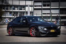 Neu: ST Gewindefedern für BMW M3 (F80)
