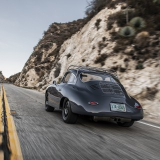 Der perfekte Restomod: Ein 200 PS starker 356 mit Allradantrieb