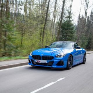 Entfesselte Fahrfreude für den neuen BMW Z4 Roadster (G29)