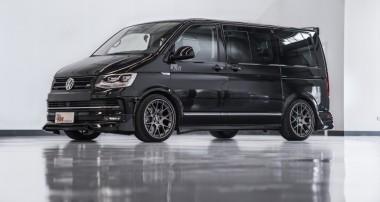 Ein KW Gewindefahrwerk wirkt immer – selbstverständlich auch im VW T6 Multivan