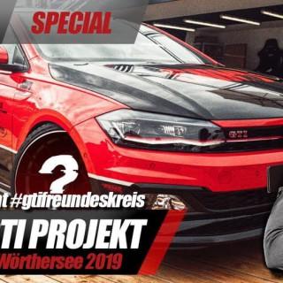 """Kleine Spaßgranate: der VW Polo GTI """"SIIND Edition"""""""