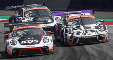 ADAC GT Masters: Enger Kampf zwischen BMW, Corvette und Porsche