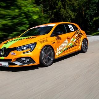 KW Clubsport Gewindefahrwerk für aktuellen Renault Mégane R.S.