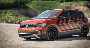 KW Gewindefahrwerke auch für den VW T-Cross im Lieferangebot