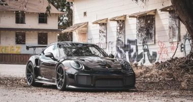Vorsicht, schnell: der BBi VMAX GT2 RS Porsche