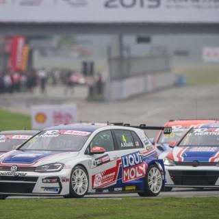 TCR Asia: Spannendes Saisonafinale der TCR Asia Series für Volkswagen Team Oettinger