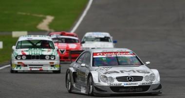 Tourenwagen Classics: Wechselbad der Gefühle beim Oldtimer-Grand-Prix