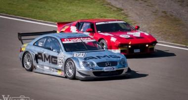 Tourenwagen Classics: Noch ein Rosberg-DTM-Sieg