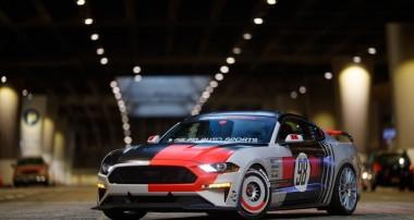 """""""Here we roar"""" – dieser 700 PS starke Mustang GT nimmt Kurs auf die SEMA 2019!"""