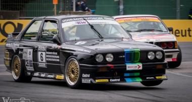 Tourenwagen Classics: Racing wie in den Goldenen 80ern